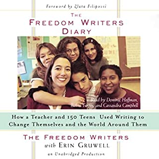 The Freedom Writers Diary cover art