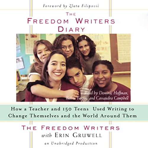 The Freedom Writers Diary audiobook cover art