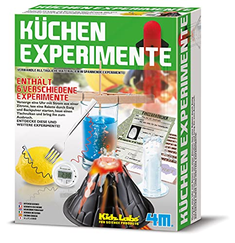 HCM Kinzel 4M 68154 Küchen Experimente,...