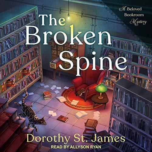 The Broken Spine cover art