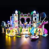 BRIKSMAX Kit de Iluminación Led para Lego Friends Resort De Heartlake City,Compatible con Ladrillos de Construcción Lego Modelo 41347, Juego de Legos no Incluido