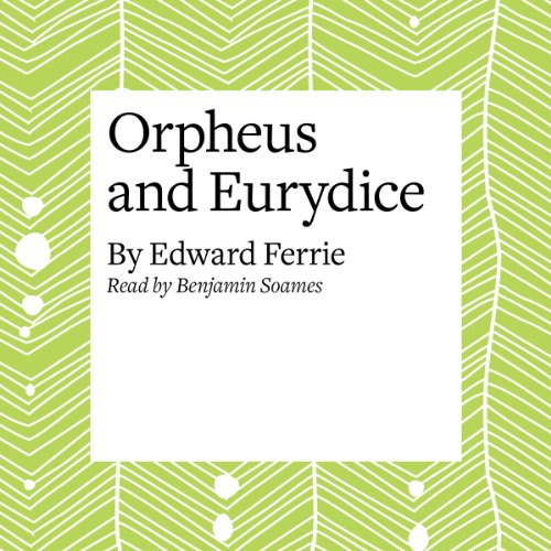 Orpheus and Eurydice audiobook cover art