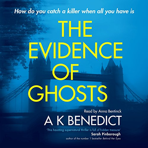Jonathan Dark or the Evidence of Ghosts audiobook cover art