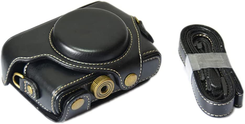 YODZ Detachable PU Leather Camera for San Diego Mall Case Sony Protective Super-cheap