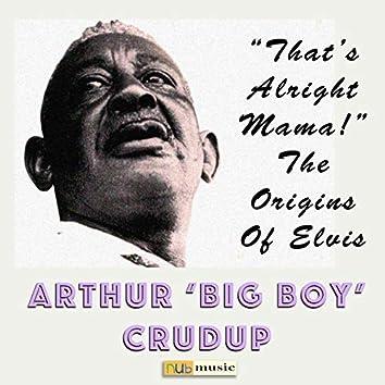 That's Alright Mama - the Origins of Elvis