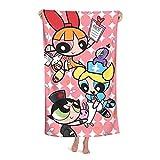 XBBAO - Toalla de natación de secado rápido, para niñas, suave, absorbente, ligera, para gimnasio, baño