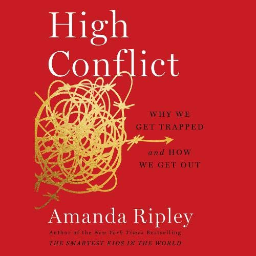 High Conflict cover art