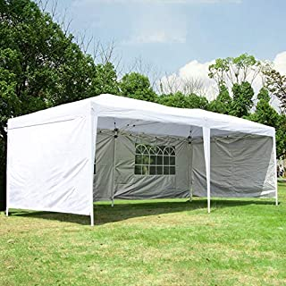 canopy party tents for rent