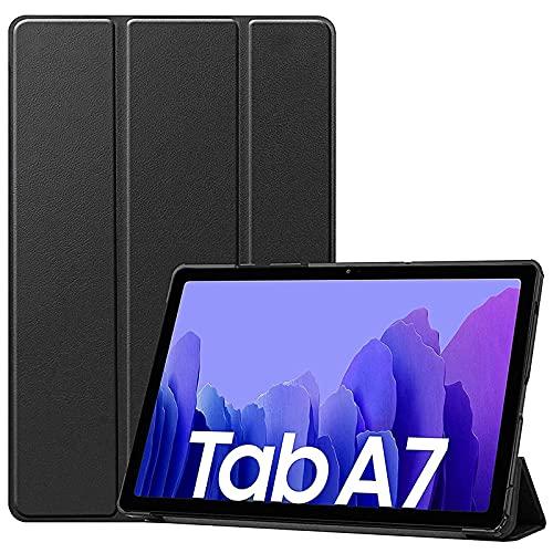 KATUMO Cover per Samsung Galaxy Tab A7 10.4 2020 (SM-T500 T505 T507) Book Cover per Galaxy Tab A7 10.4 Custodia Rigida Slim Stand Case per Tablet Samsung Tab A7 SM-T500 10.4 Pollici