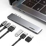 UGREEN USB C HUB HDMI USB C HDMI Dockingstation...
