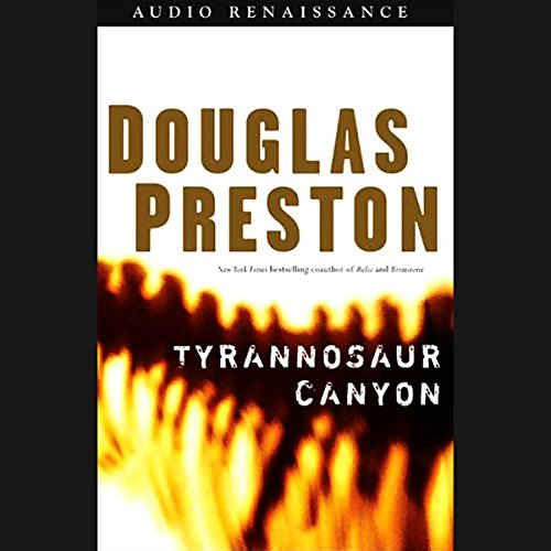 Tyrannosaur Canyon  audiobook cover art