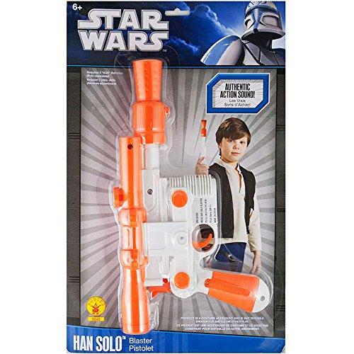 Morris Costumes - Han Solo Gun