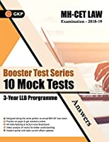 MH-CET Law Examination 2018 Booster Test Series: 10 Mock Tests