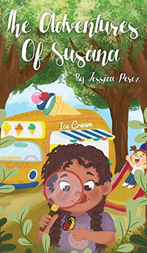 The Adventures of Susana: A Day at The Park - Un Día En El Parque