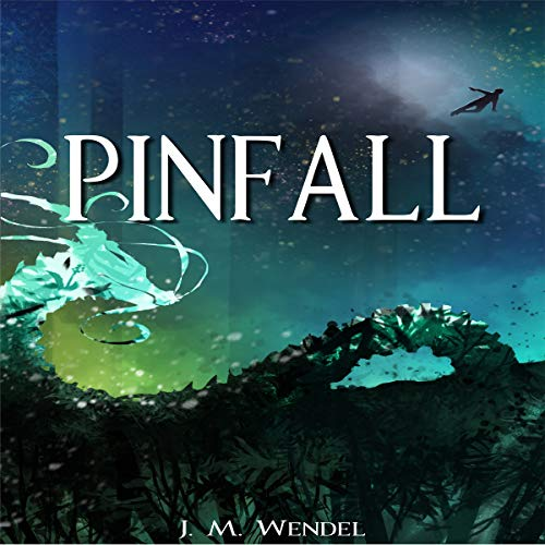 Pinfall audiobook cover art