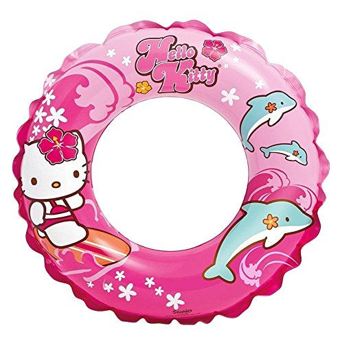 Intex Hello Kitty Swim Ring, 20' Diameter, for Ages 3-6
