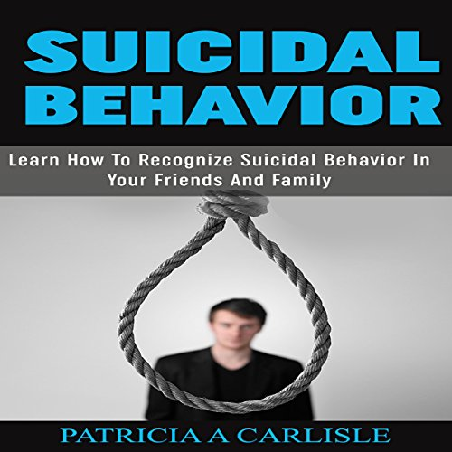 Suicidal Behavior audiobook cover art