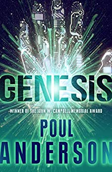 Genesis by [Poul Anderson]
