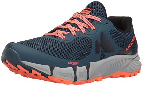 Merrell Womens/Ladies Agility Charge Flex Light Trail Running Shoes