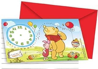 Mejor Invitaciones De Winnie Pooh de 2020 - Mejor valorados y revisados