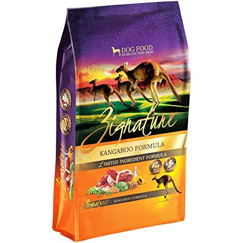 Zignature Dog Food, Kangaroo, 27 Pounds