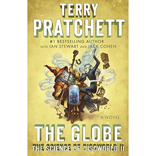 The Globe audiobook cover art