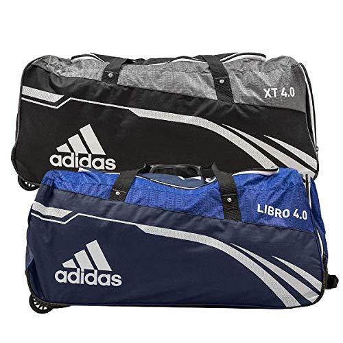 adidas XT 4.0 Cricket Junior Wheelie Kit Bag (Junior)