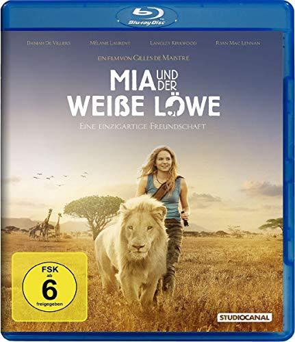 Mia und der weiße Löwe [Blu-ray]