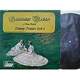"""リヒテル ドビュッシー:前奏曲第2巻 Sviatoslav Richter """"A Piano Recital"""" , Debussy: Preludes, Book II [米 Turnabout]"""
