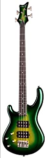 $838 » Edge 3 Bass Guitar - Electric Green Metallic Burst
