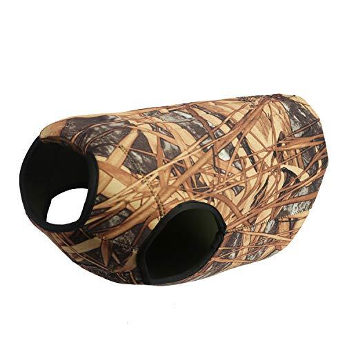 Tourbon chasse en néoprène pour chien gilet sans manches pour Épaisseur 5 mm camouflage (L)