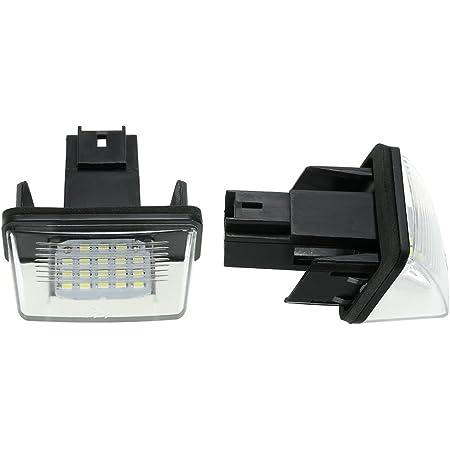 Led Kennzeichenbeleuchtung Canbus Module Mit E Zulassung V 030411 Auto
