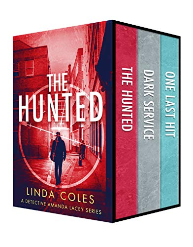 Jack Rutherford and Amanda Lacey Three Book Set