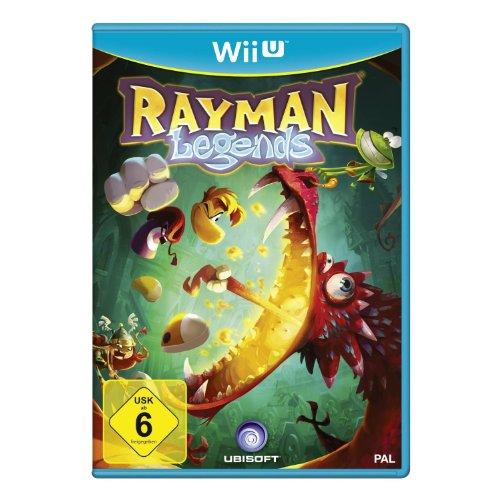 Ubisoft Rayman Legends Básico Wii U Alemán vídeo - Juego (Wii U, Plataforma, Modo multijugador, E10 + (Everyone 10 +))