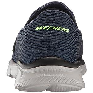 Skechers Sport Men's Equalizer Double Play Slip-On Loafer,Navy,9.5 M US