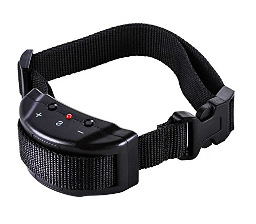 TopVives Dog No Bark Collar - Positive Training Anti Bark Control Shocker Collar Kit for Small, Medium or Large Dogs