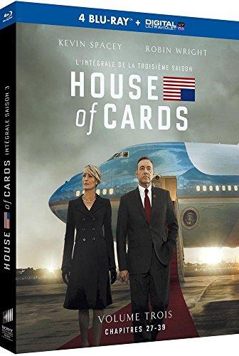 House of Cards - Saison 3 [Italia] [Blu-ray]