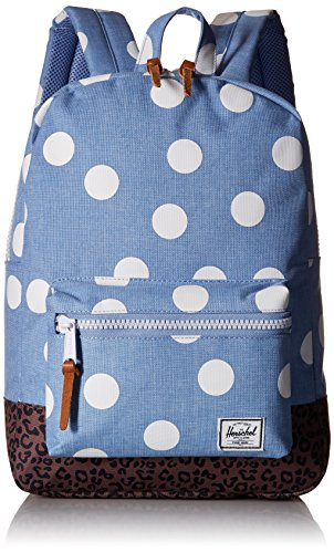 Herschel Supply Co. Settlement Youth Backpack, Flamingo Kingston, One Size