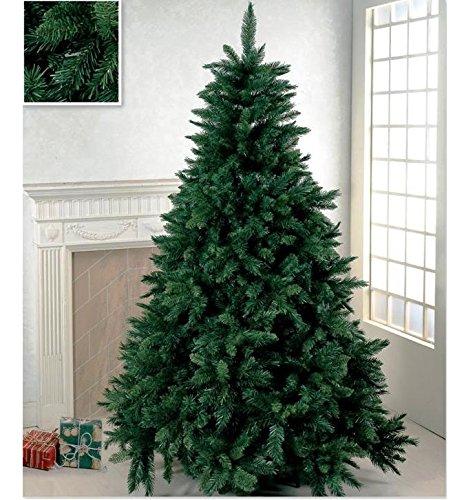 Rotex Albero di Natale Artificiale Verde CM 270 Realistico MT 2,7 Super FOLTO…