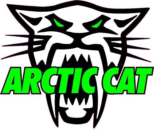Arctic Cat Version 2 Extra Large Decal 36' x 32'