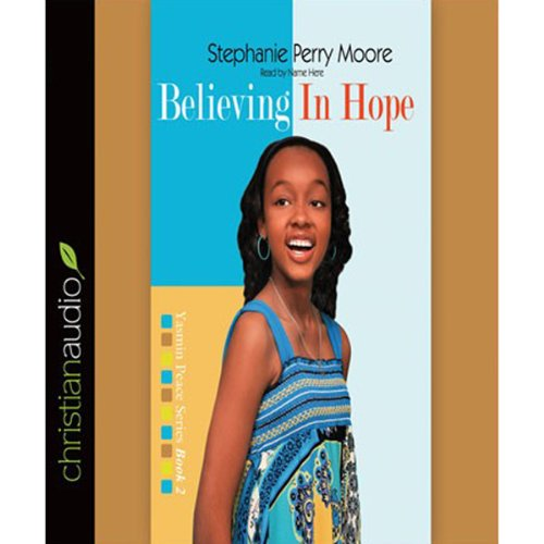 Believing in Hope audiobook cover art