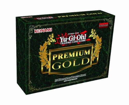 Konami 34638 - Yu-Gi-Oh Premium Gold, Sammelkarten, Deutsch