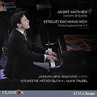 Mathieu/Rachmaninoff: Piano Co