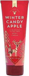 Bath & Body Works Winter Candy Apple Ultra Shea Body Cream, 8 Ounce