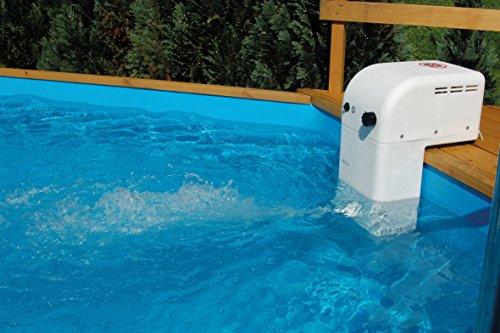 Gegenstrom-Schwimmanlage