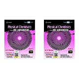 Physical Chemistry for JEE Advanced - I & II (Set of 2 books)(New Edition)