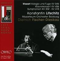 Mozart: Dietrich Fischer-Dieskau plays the Salzburg Festival by Lifschitz (2013-01-29)