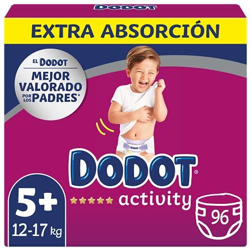 Dodot Activity Pañales Talla 5+,...