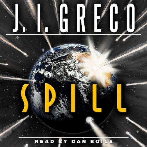 Spill audiobook cover art