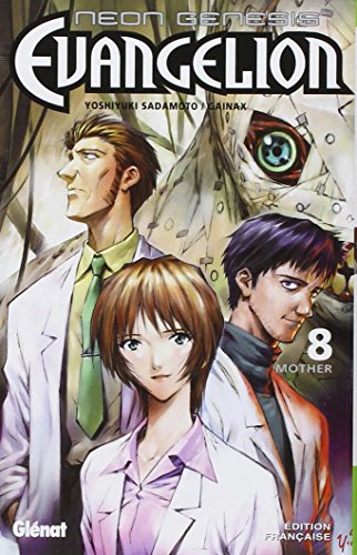 Neon Genesis Evangelion - Tome 08: Mother